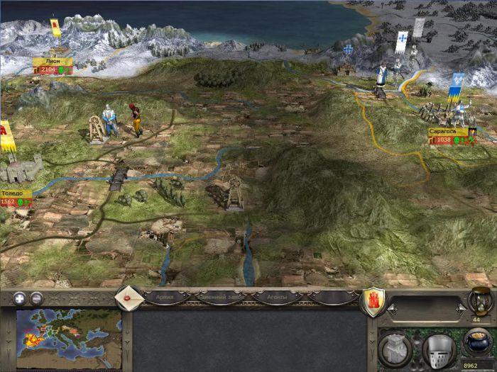Medieval Total War 2 288 песен слушать онлайн или скачать mp3. . Все песни